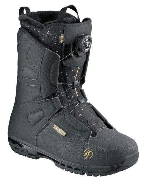 Salomon Snowboard Boot mit Boa System
