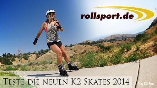 Inline Skates im Allgäu