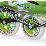 Rollerblade Maxxum 100 Schiene
