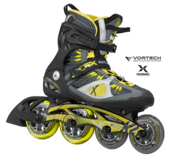 K2 Vo2 100 X Pro 2015 Skate