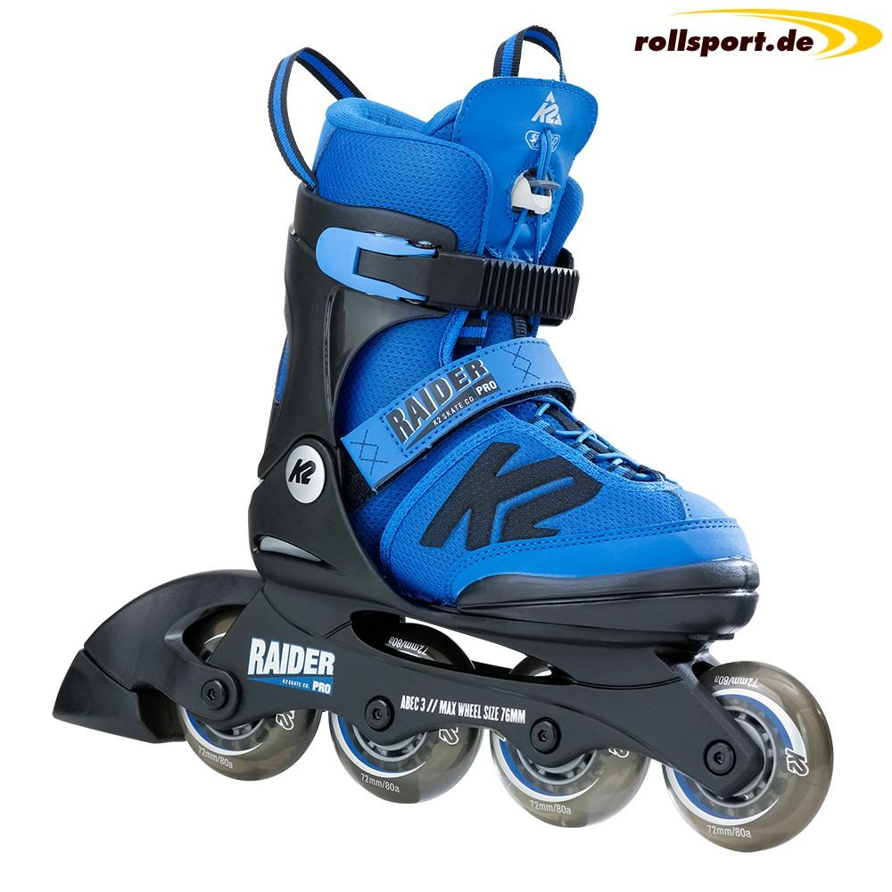 K2 Raider Pro blau